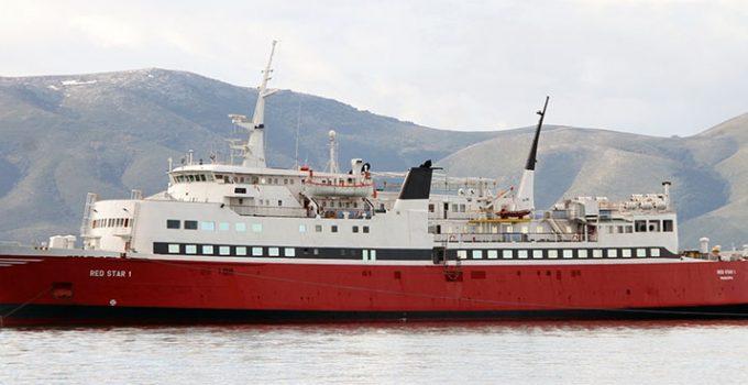 Traghetti Brindisi Valona   Uno dei traghetti che da Brindisi porta a Valona